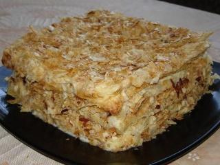 5 лучших рецептов торта «Наполеон» для праздничного стола.
