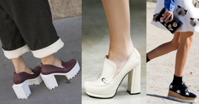 Модная обувь весна 2015 c032b0528aa