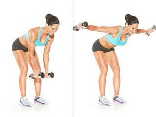 Физические упражнения с отягощением для женщин  старше 40 (физические упражнения для красивой фигуры)