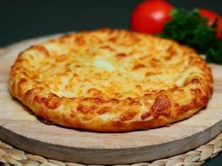 Хачапури - пироги с сыром