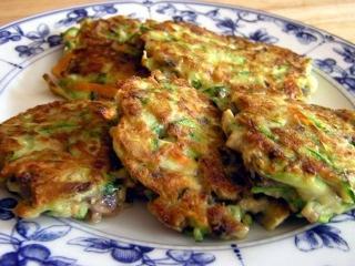 Оладьи из кабачков - рецепты с фото