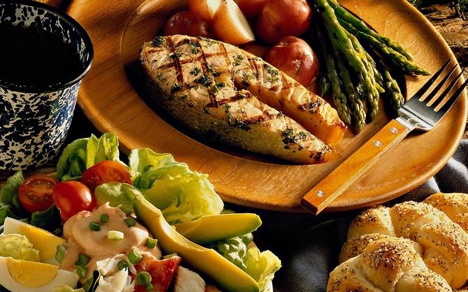 правильный режим питания для похудения на неделю
