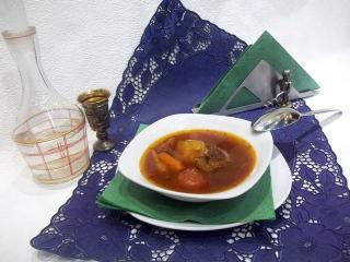 Жаркое по-венгерски рецепт с фото