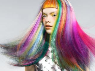 История окрашивания волос