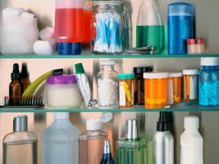 Химические вещества в составе косметических препаратов (косметика, парфюмерия)