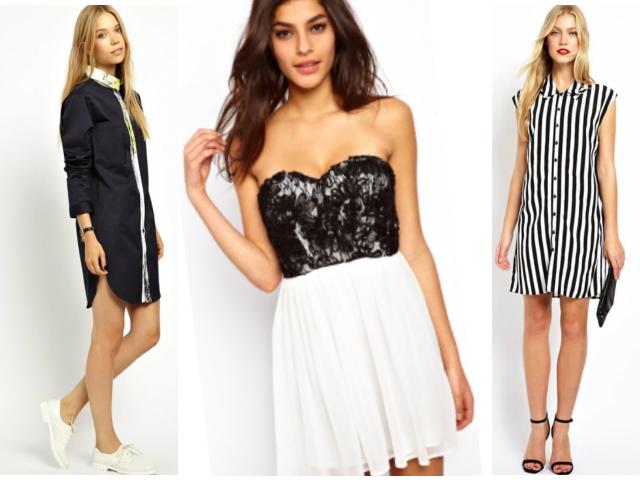 8cebbf37247 Модные фасоны летних платьев 2014 года
