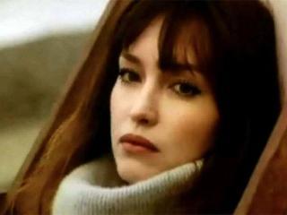 Анна Самохина была такая красивая, что хотелось зажмурить глаза