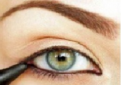 Макияж смоки айс для зеленых глаз