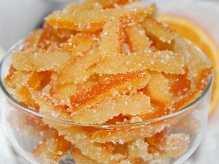 Мармелад из апельсиновых и грейпфрутовых корок