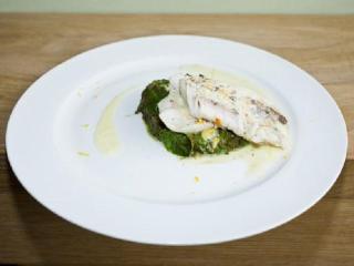 Судак со щавелем. Оригинальные рецепты блюд из рыбы