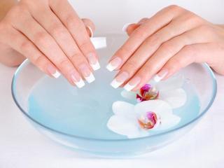 Ванночки для ногтей. Женские секреты красоты рук.