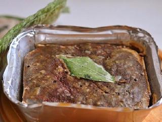Паштет из куриной печени с зеленью