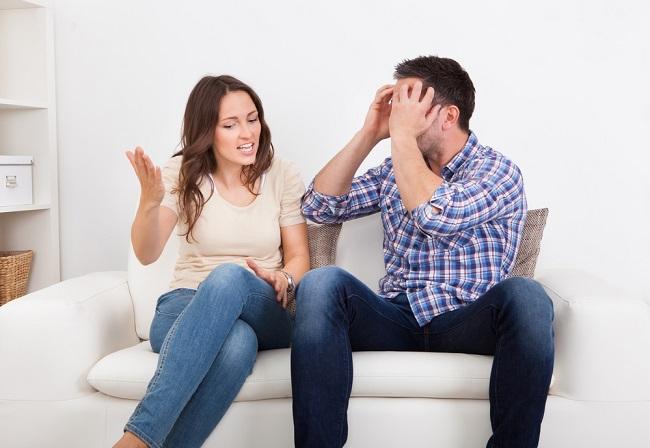 Психология отношений: семейные ссоры
