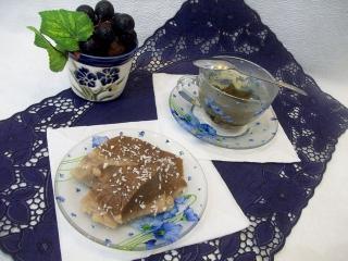 Шоколадное желе. Рецепт с фото