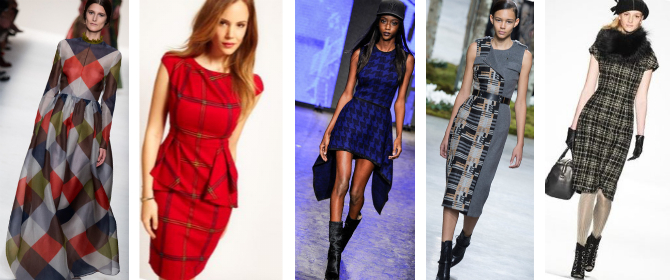 Модные тенденции осень - зима 2014 - 2015