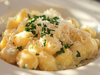 Сырные клецки - рецепт с фото