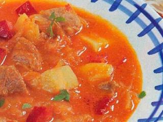Тыквенный «суп старого воина»