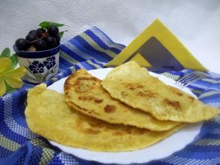 Чебуреки. Рецепт с фото