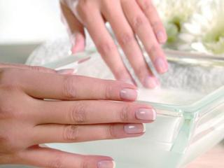 Ванночки для восстановления цвета ногтей
