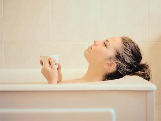 Солевые ванны для красоты и здоровья