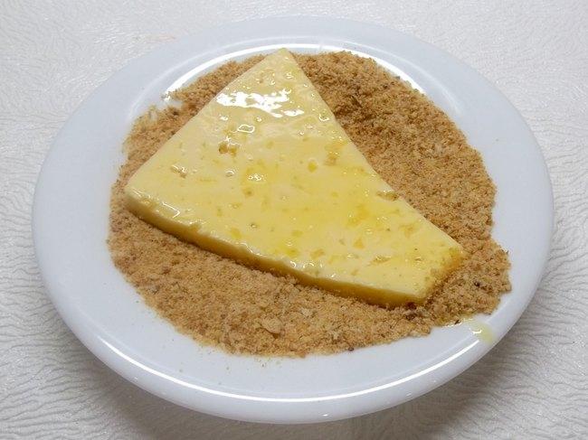 жареный сыр в кляре рецепт с фото