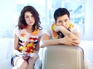 Как я с мужем в отпуск ездила (семейная психология)