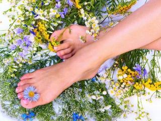 Красивые здоровые ноги (уход за ногами)