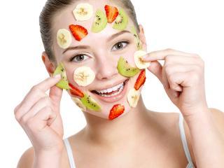 Фруктовые освежающие маски для вялой кожи лица