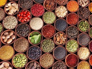 Здоровое питание. Специи и пряности