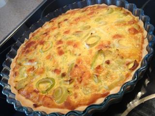 Пирог с луком ( простые  и быстрые рецепты выпечки наших читателей)