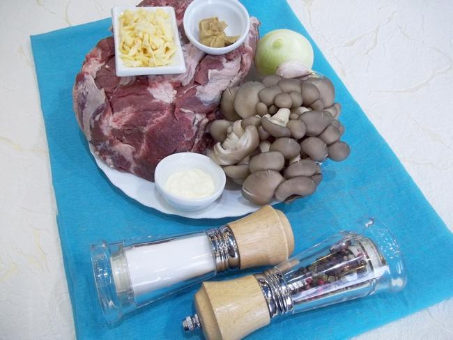 Рецепты приготовления вторых блюд со свининой