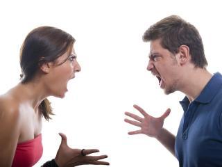 Ссориться тоже нужно уметь! (семейные отношения)