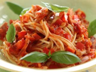 Филе трески со спагетти. Простые рецепты блюд из рыбы