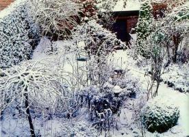 Зимние работы на даче