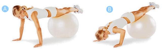 Физические упражнения для красивой и стройной фигуры