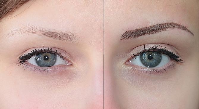 Уход за лицом - перматнентный макияж или татуаж