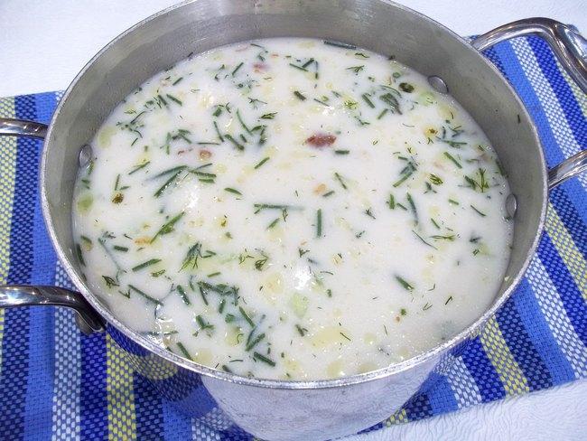 Оригинальные рецепты приготовления грибного супа