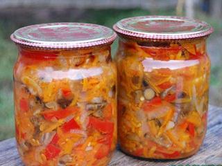 Домашние заготовки грибов на зиму: грибная солянка