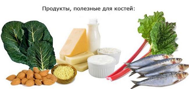 Остеопороз Диета Рецепты
