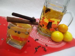 Сангрия из белого вина. Рецепт с фото