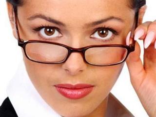 Очки - модный женский аксессуар (мода и стиль)