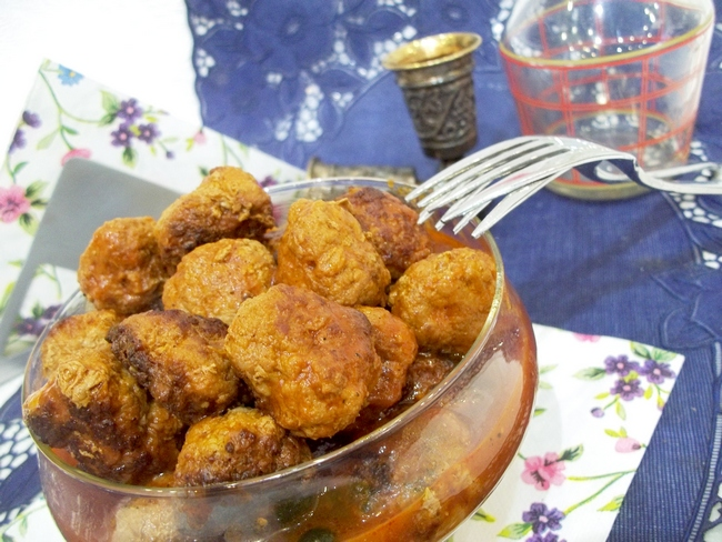 рецепт фрикадельки из мяса