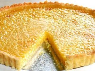 """Пирог """"лимонник"""". Вкусные рецепты выпечки"""