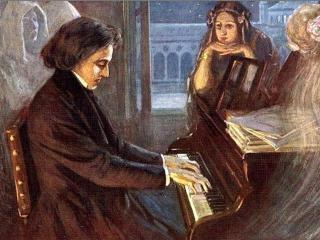 Стихи о Фредерике Шопене