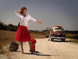 10 причин, вынуждающих женщин путешествовать