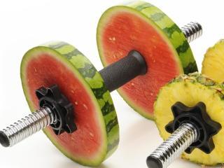 Фитнес диета. Спортивная диета для похудения