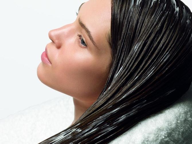 Уход за волосами с помощью масок