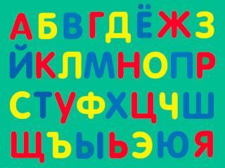 Значение буквы в имени