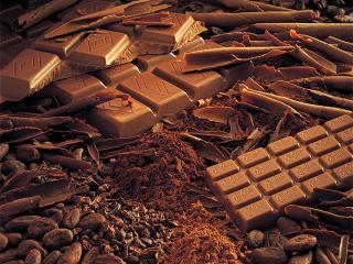 Здоровое и лечебное питание. Шоколад вкусный и полезный
