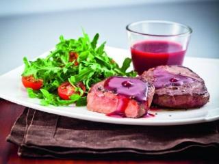 Жареная телятина - рецепт с фото